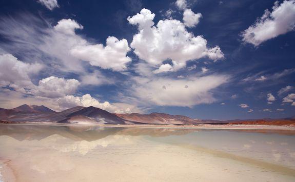 Atacama altiplano