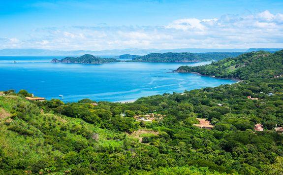 View of Guanacaste