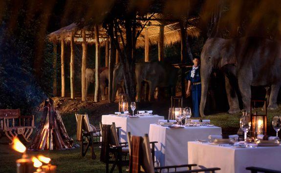 Dinner hotel