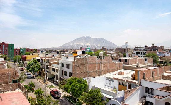 Trujillo Cityscape