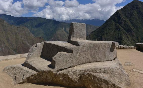 Altar Machu Picchu