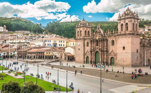 Main square Cusco