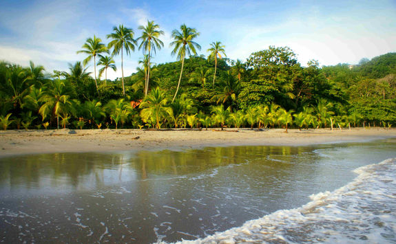 pacific beach costa rica