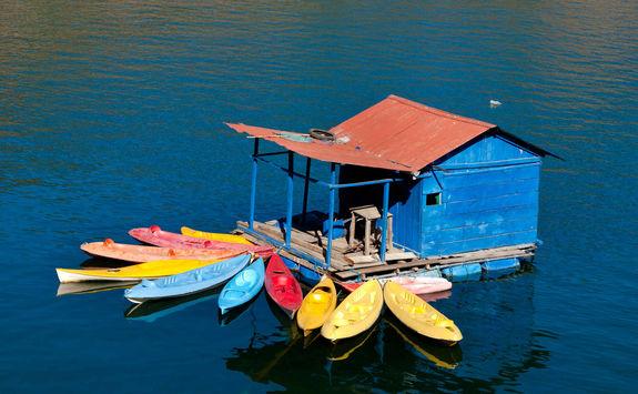 kayak lake atitlan