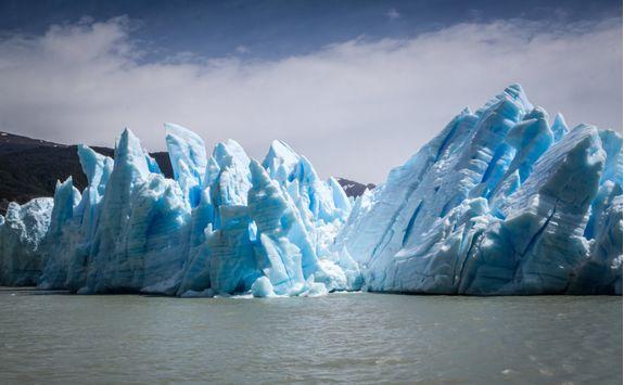 bright iceberg