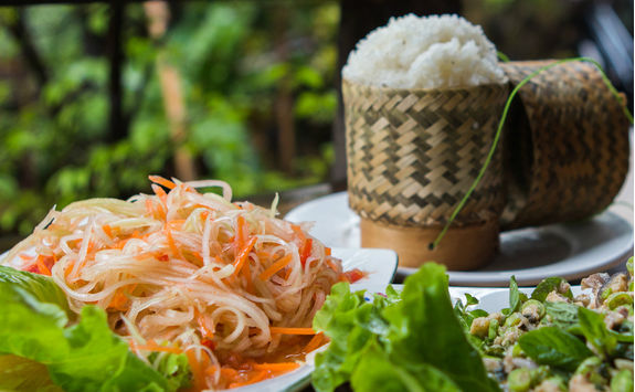 Traditional Laotian Cuisine