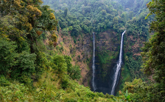 Tad Fane Waterfalls