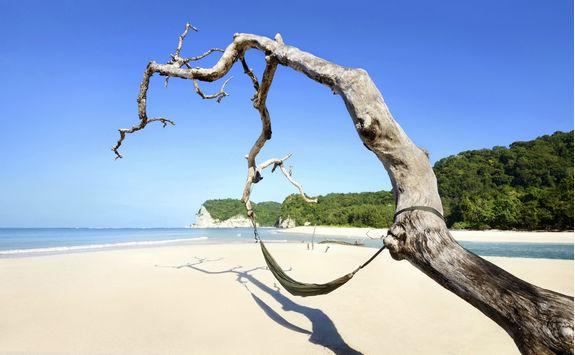 Beach at Sumba Island