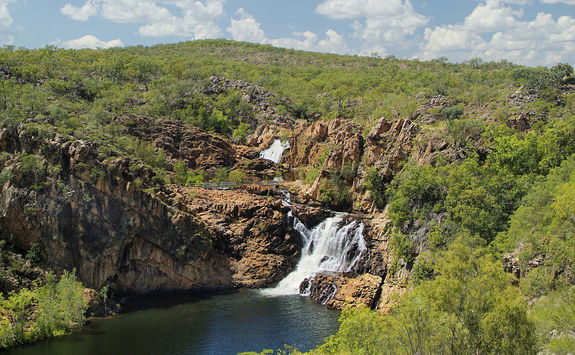 Falls at Nitmiluk National Park