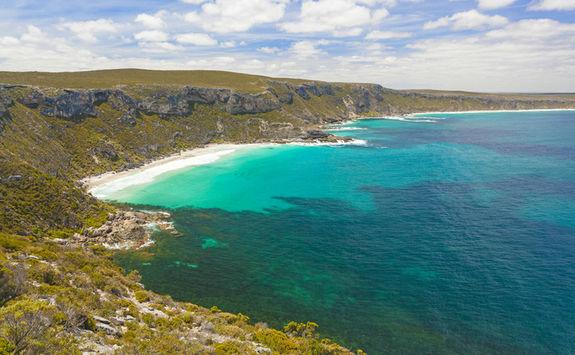 Bay on Kangaroo Island
