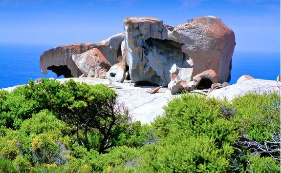 Remarkable Rocks at Kangaroo Island