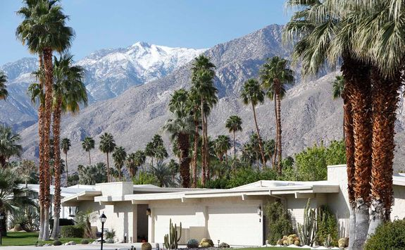 Palm Springs architecture