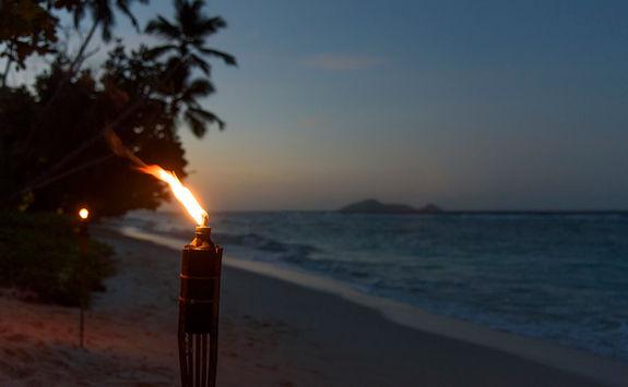 Seychelles evening