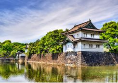 Royal Palace in Tokyo
