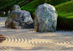 Zen garden in Kamakura
