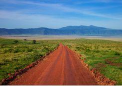 ngorongoro road