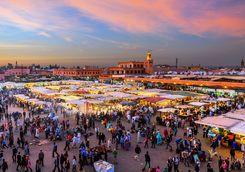 Djeema el-Fna Marrakech