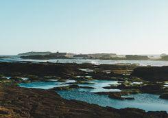 Sea view from Essaouira