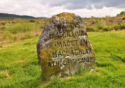 Culloden Tombs