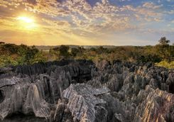 Tsingy of Ankarana