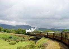 Porthmadog Steamtrain