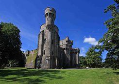 Turret of Penryhn Castle