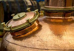 whisky still