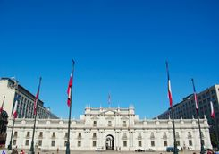 La Moneda, Santiago