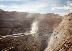 Chuquicamata mine