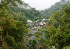 Mea Kampong village