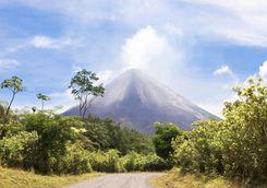 Volcano Arenal Costa Rica