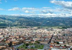 Cajamarca Cityscape