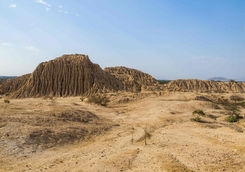 Tucumbe Pyramid