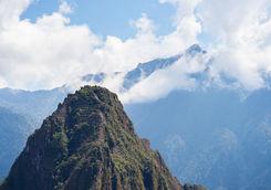 Peak of Huayna Picchu