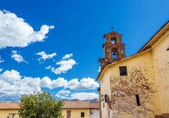 San Blas Church Cusco