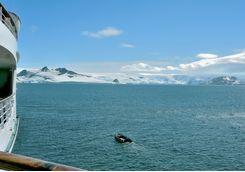 king george island cruise view