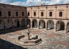 Old Jesuit clavijero