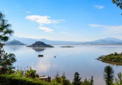 Patzcuaro lake