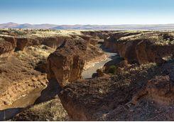 canyon sesriem