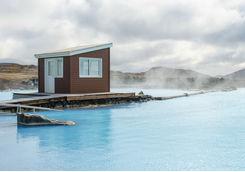Myvatn nature baths near Lake Myvatn