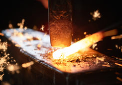 Forging Weapons