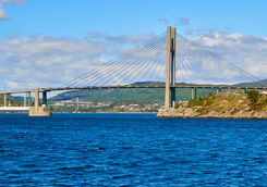 Nordhordland bridge
