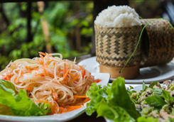 Traditional Laotian Cuisine