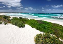 Beach at Kangaroo Island