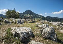 View of Mainalo Mountain