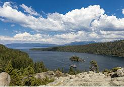 Emerald Bay of Lake Tahoe