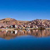 City of Puno, Peru