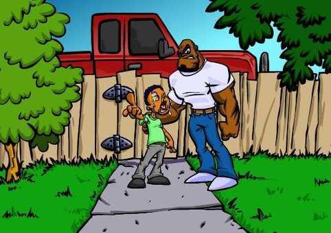Tyrone Bullying My Son