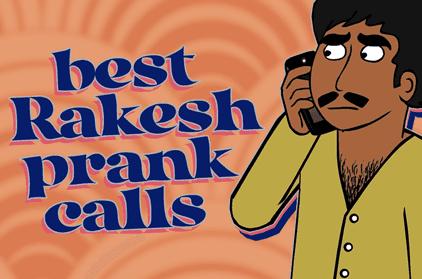 Ownage Pranks Mid-Year Awards: Best Rakesh Prank Calls