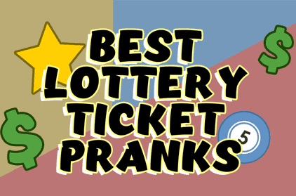 FEELING LUCKY? Here Are The Best Lottery Ticket Pranks!